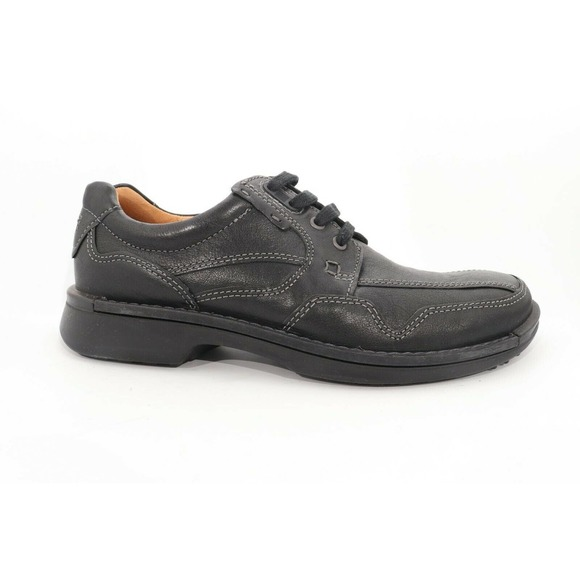 SOLD ECCO Casual Comfort lace Up Black 43 ()6165